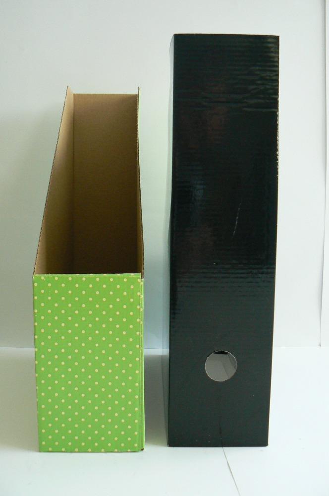 Box na zakládání spisů